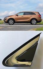 2016-17-18 Sorento Fender Corner Chrome Molding Garnish Left Driver Mirror Trim