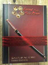 Legend Of The Five Rings Rpg Third Edition Aeg New