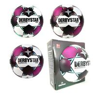 Fussball DERBYSTAR Bundesliga 2020-2021 Mini S-LIGHT Light Replica Matchball OMB