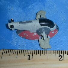 "Star Wars Micro Machines Boba Fett's SLAVE 1 Bounty Hunter 2"" Ship Galoob 1994"