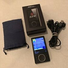 Microsoft Zune 80 Black ( 80 Gb ) Digital Mp3 Player