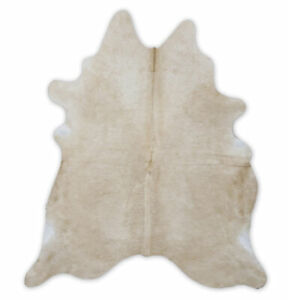 Kuhfell 190x180 cm Rinderfell 2,53 qm Fell Fellteppich Cowhide Rug Peau Vache
