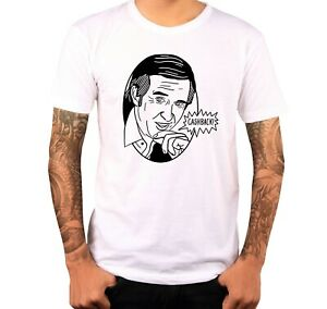 Alan Partridge T-Shirt Funny Birthday Gift Idea Fan Clothing Tshirt Cash Back