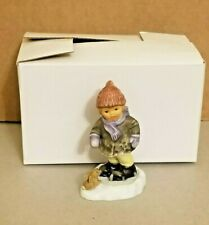 "Berta Hummel ""Slow and Steady"" Figurine Goebel 2001, BH #101/P 3.5"" Tall"