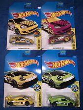 Hot Wheels Lamborghini, VW Golf 4 Cars