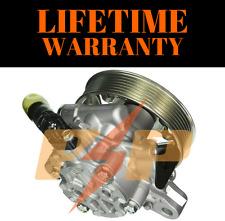 New Power Steering Pump 56100R40P05 Fits 08-12 Honda Accord 2.4L L4 w/ PULLEY