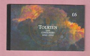 Great Britain, Royal Mail Prestige booklet 1992, Tolkien. DX14