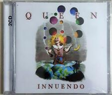 QUEEN - Innuendo (Remastered Deluxe Edition) Cd Sealed Argentina Edition