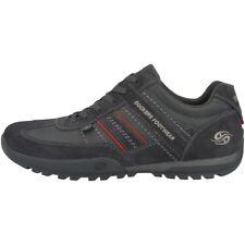 Dockers by Gerli 36HT001 Schuhe Herren Sneaker Schnürer asphalt 36HT001-204230
