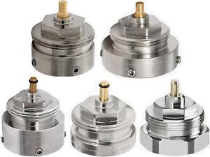 Adapter Heimeier Thermostatkopf Vaillant Herz Danfoss RAV RAVL Oventrop M30x1,5