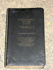 Russian English Parallel Bible, Black Imitation Leather, Synodal KJV