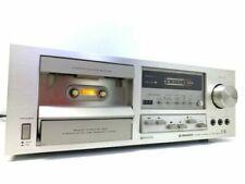 Reproductores de cassettes Pioneer