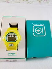 CASIO G-SHOCK DW-6900LR-9AJR LRG Lemon Yellow Limited and Rare