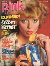 Pink & Tina Magazine 5 May 1974 No 58     Alvin Stardust     Donny Osmond