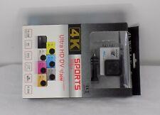 4K Ultra HD Sport Wifi Action Camera Waterproof 16MP 173° Lens