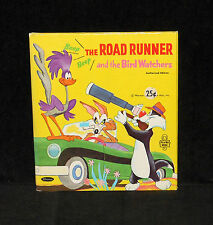 Tell-A-Tale #2518 - Road Runner & the Bird Watchers - 1968 Whitman 1st Near Mint