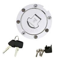 Fuel Gas Tank Cap Cover Lock Keys for Honda CBR 1000 900 600 RR CBR600 F4 F4i