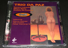 Café By Trio Da Paz (CD, 2002, Malandro Records) MAL 71019