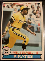 1979 Topps Willie Stargell Pittsburgh Pirates #55 Baseball Card