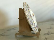 OAK WOOD / WOODEN PLATE STAND / PICTURE STAND (Display Stand)