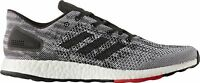 adidas Pure Boost DPR Mens Running Shoes Grey Cushioned Trainers