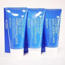 MIZON Good Night White Sleeping Mask 50mlx 3PCS  Whitening Hyaluronic acid