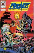 Magnus Robot Fighter # 24 (Valiant, USA, 1993)