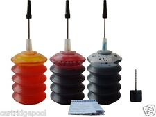 Refill ink for canon CL-31 CL31 MP140 MP190 3x30ml C