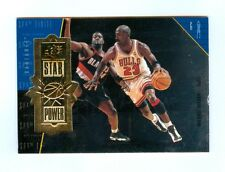 MICHAEL JORDAN 1998-99 SPX FINITE  #100 RADIANCE #1025/2700