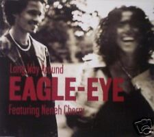 Eagle Eye Neneh Cherry Long way Around 3 MIX & VIDEO CD Single SEALED USA seller