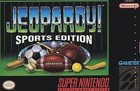 Jeopardy -- Sports Edition (Super Nintendo 1993) Tested & Resealed