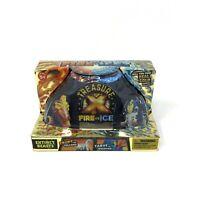 Treasure X Fire vs Ice Extinct Beasts NEW