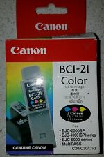 Canon BCI-21 Colour ink cartridge