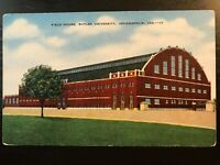 Vintage Postcard>1915-1930>Butler University>Field House>Indianapolis>Indiana
