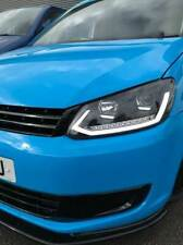 VW CADDY 2010-2015 LED DRL Headlights with Dynamic flowing sequential indicators