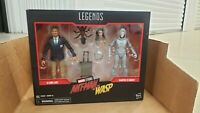 Hasbro Marvel Legends Series: X-Con Luis And Ghost Action Figure Pack | NIP