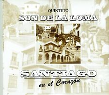 Quinteto Son de La Loma Santiago en El Corazon    BRAND  NEW SEALED  CD