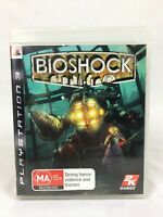 Bioshock - With Manual - Playstation 3 / PS3