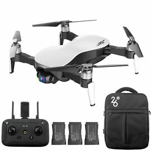 JJRC X12 RC Drone con fotocamera gimbal a 3 assi 12MP 4K Brushless C6J7