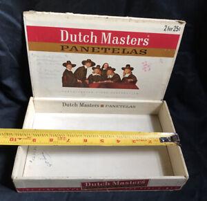 Dutch Masters Panetelas Vintage Cigar Box