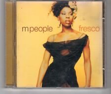 (HN208) M People, Fresco - 1997 CD