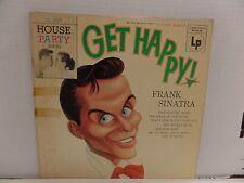 """Frank Sinatra Get Happy CL-2521 LP 10""""33rpm 091716DBL"""