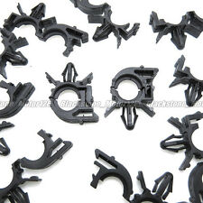 """25 Wire Loom Routing Clip Retainer Conduit 13/32"""" ID 19/32"""" OD For GM 8911497"""