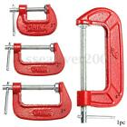 C-clamp G-clamp Heavy Duty Metal Woodworks Handyman Carpenter Vise Grip Tools