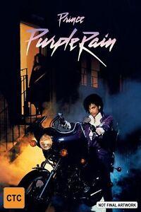 Purple Rain DVD (PAL, 1999) FREE POST