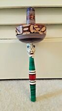 Vintage Balero Hat Toy Toss & Catch Game from Mexico
