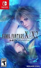 New listing Final Fantasy X|X-2 Hd Remaster - Nintendo Switch