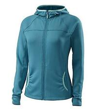 Specialized Therminal Mountain Bike Jersey Hoodie Turquoise Womens M NEW