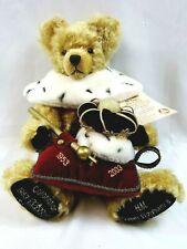 "Martin J. Hermann  ""Coronation Bear, Queen Elizabeth"" 1953-2003 475 of 1953 NWT"