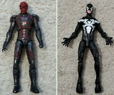 Marvel legends lot Custom Venom And Red Skull